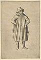 Ragusej Merchant, from 'Les quatre premiers livres des navigations et pérégrinations orientales' by Nicolas de Nicolay MET DP855046.jpg