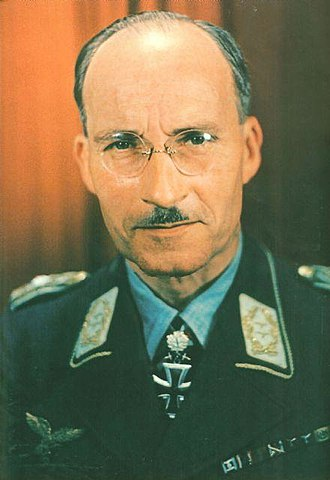 Reiner Stahel - Rainer Stahel in uniform.