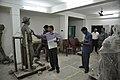 Raj Kapoor Statue In Progress - Kolkata 2017-08-08 4140.JPG