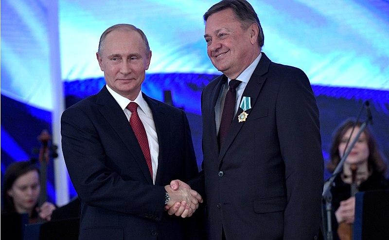 File:Reception to mark National Unity Day - Vladimir Putin and Zoran Janković.jpg