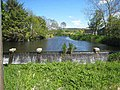 Regulating dam, Loch Skene - geograph.org.uk - 840492.jpg