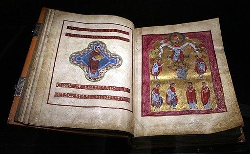 Reichenau, evangeliario ottoniano, 1000 ca. 00