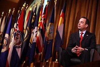 Reince Priebus - Priebus at the 2014 Conservative Political Action Conference (CPAC).