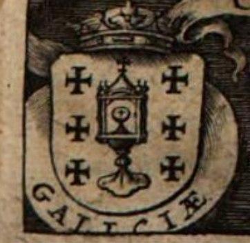 Reino de Galicia - 1629