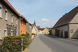 Reisdorf Ortsdurchfahrt 2014