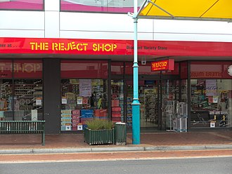 The Reject Shop - The Reject Shop in Burnie