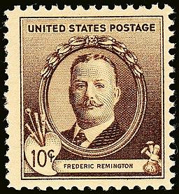 Frederic Remington - Virtual Tour