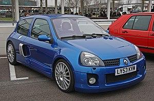 Clio V6 Renault Sport - Image: Renault Clio V6