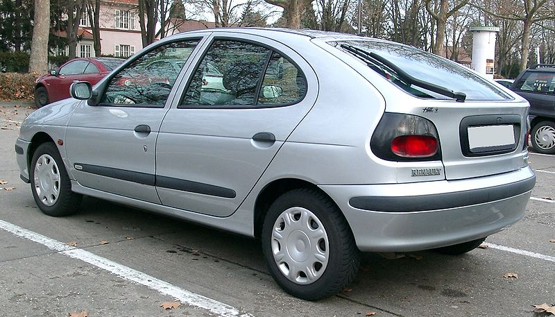 File:Renault Megane rear 20080104.jpg