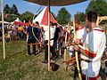 Renesansni festival, Koprivnica - streličari.jpg