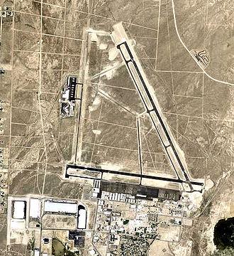 Reno Stead Airport - USGS 2006 orthophoto