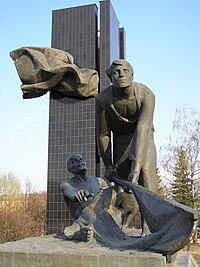 Памятник борцам революции 1905 года (Иваново)