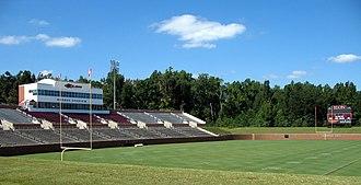 Rhodes Stadium - Image: Rhodes Stadium Empty