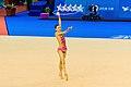 Rhythmic gymnastics at the 2017 Summer Universiade (37033619266).jpg