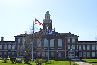 Richmond High School (Richmond, Indiana) secondary school in Richmond, Indiana, United States of America