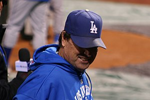 Rick Honeycutt - Honeycutt with the Los Angeles Dodgers