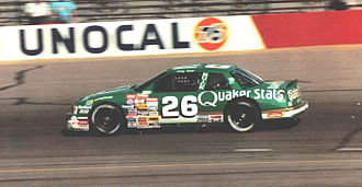 Ricky Rudd - 1989 No. 26 Buick Regal