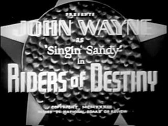 Archivo:Riders of Destiny (1933).webm