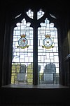 Right window of RAF Regiment Chapel, Church of St Anne, Catterick.jpg