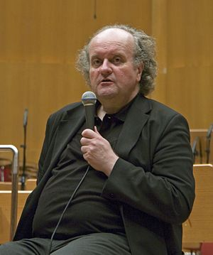 Jakob Lenz (opera) - The composer in 2007