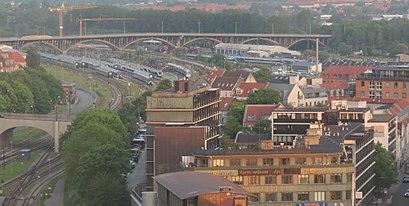 Sådan kommer du til Ringgadebroen med offentlig transport – Om stedet