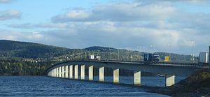 Mjøsa Bridge - The Mjøsa Bridge