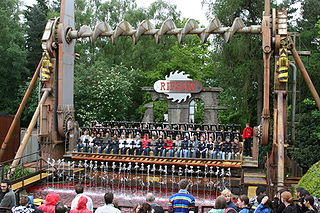 Ripsaw (Alton Towers)