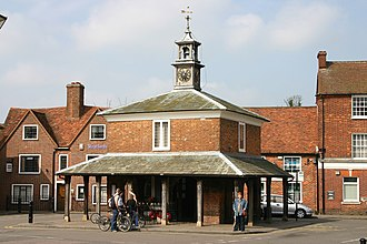 Princes Risborough - Image: Risborough Markethouse