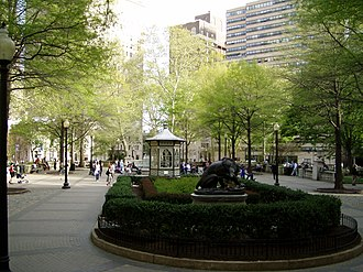 Rittenhouse Square - Image: Rittenhouse Square