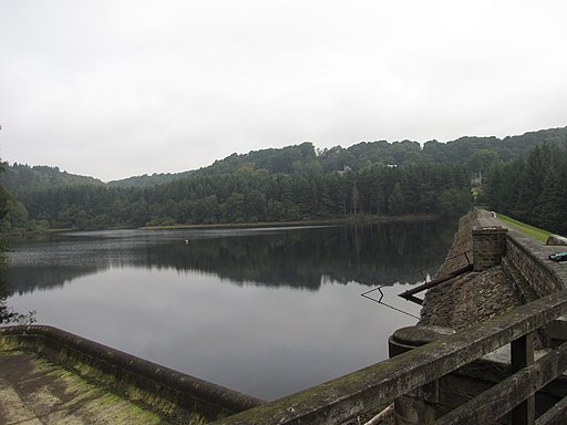 Rivelin Upper Reservoir