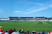 The Riverside Ground cricket stadium