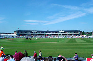 Durham County Cricket Club - The Riverside Ground, Chester-le-Street