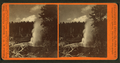 Riverside Geyser in eruption, by I. W. Marshall.png