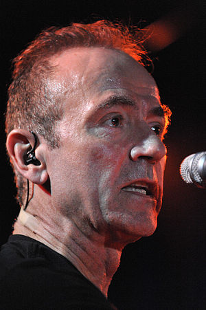 Hugh Cornwell - Cornwell in 2010