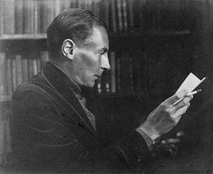 Robert Nichols (poet) - Robert Nichols (Elliott & Fry, 1930)