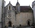 Rocamadour - chapelles Sainte-Anne et Saint-Blaise.JPG