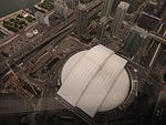 Rogers Centre, Toronto, Ontario from CN Tower (21652315548).jpg