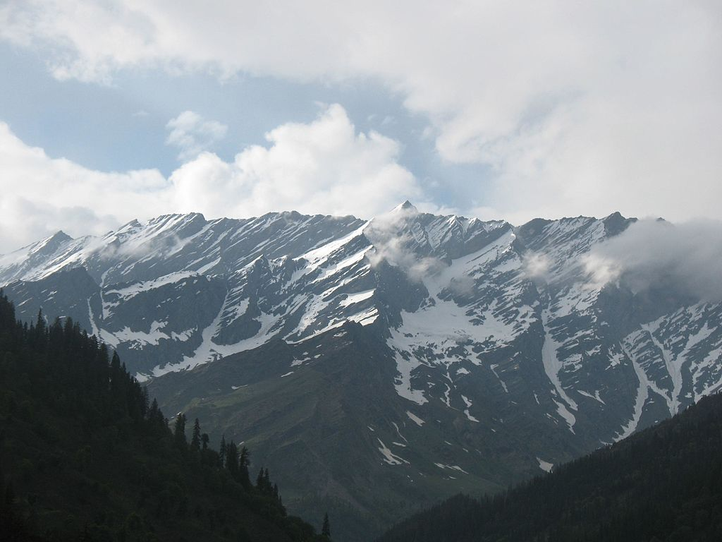 Rohtang Pass Kullu Manali