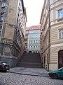 Rokycanova, schodiště Chelčického - Seifertova.jpg