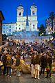 Roma Trinità dei Monti e scalinata di notte.jpg
