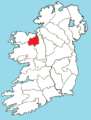 Roman Catholic Diocese of Achonry map.png