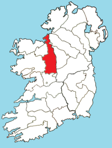Roman Catholic Diocese of Elphin map.png