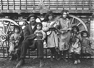 Romanichal Romani subgroup