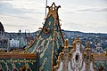 Roof of Hungarian State Treasury building in Budapest (04).jpg