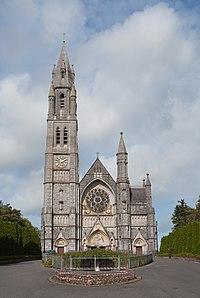 Roscommon Sacred Heart Church East Façade 2014 08 28.jpg
