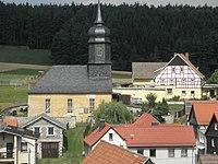 Rosendorf Ortszentrum.JPG