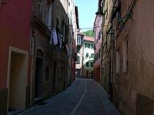 Centro storico di Rossiglione Superiore