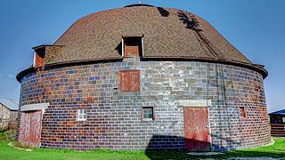 Erza McKenzie Round Barn