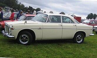 Rover P5 - Coupé