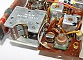Royal 250 Portable AM radio inside macro 12.jpg